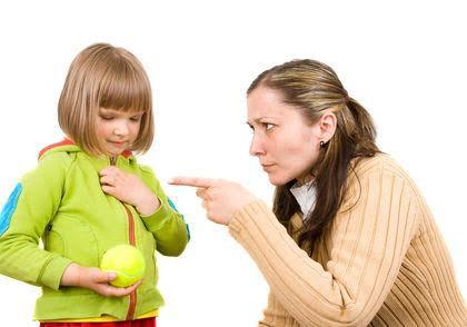 نحوه دستور دادن به کودکان  نافرمان (کودکان پیش دبستانی) parenting