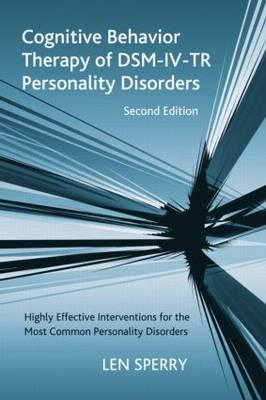 کتاب درمان شناختی رفتاری اختلالات شخصیت