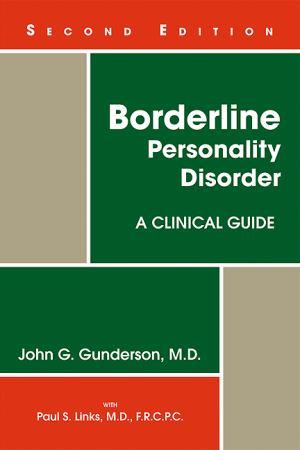 کتاب اختلال شخصیت مرزی- راهنمای بالینی